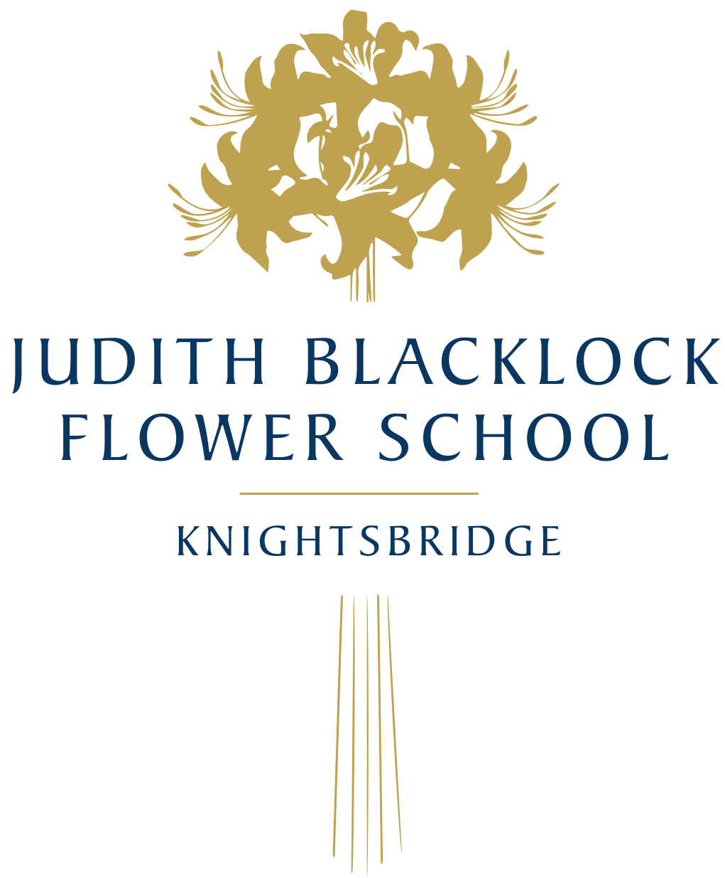 Logo of Judith Blacklock Flower School
