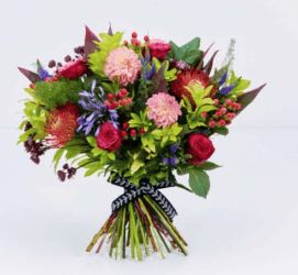 Buy Judith's exclusively designed bouquets today